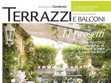 Beautiful Arredo Terrazze E Balconi Gallery - Idee Arredamento Casa ...